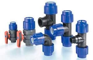 как соединять водопроводные трубы