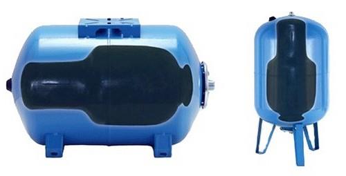 выбор гидроаккумулятора для систем водоснабжения