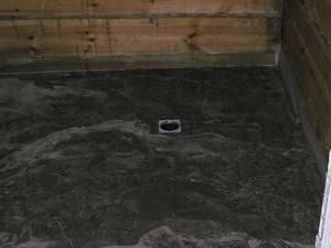 Канализация в бане своими руками: схема устройства, как сделать, видео