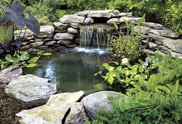 насосы для водопадов и ручьев