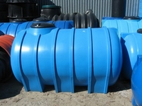 пластиковая емкость для канализации
