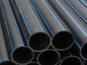 Труба пластиковая водопроводная