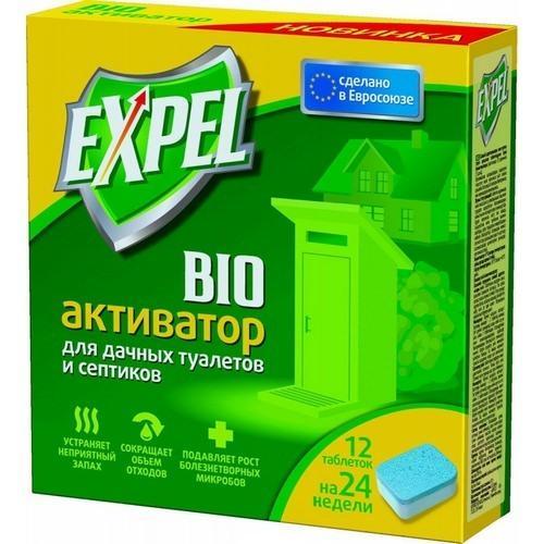 биоактиватор для дачного туалета