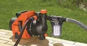 фильтр предварительной очистки воды для насосной станции