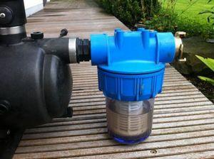 фильтры для очистки воды для насосной станции