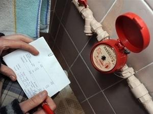 как снимать показания счетчика воды