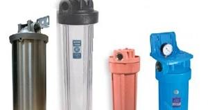 магистральные фильтры для очистки воды в квартиру
