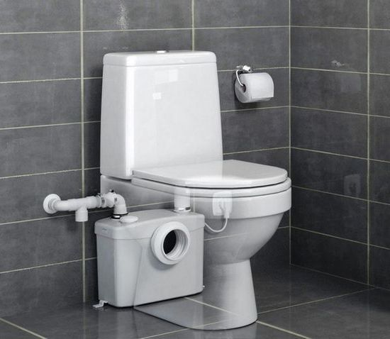 насос для откачки канализации в квартире