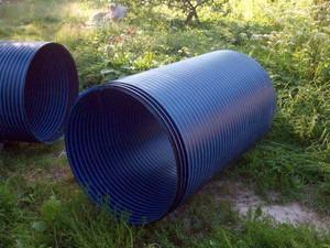 пластиковые трубы для колодца