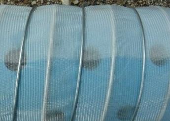 абиссинский колодец из пластиковых труб