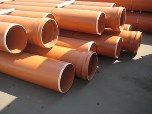 трубы канализационные для наружной канализации пвх
