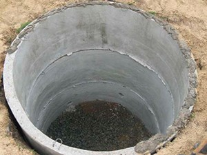 Как сделать выгребную яму из бетонных колец 12