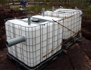 как сделать автономную канализацию в частном доме