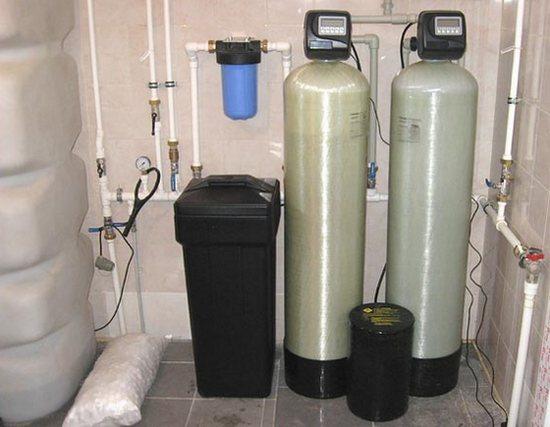 система очистки воды частного дома