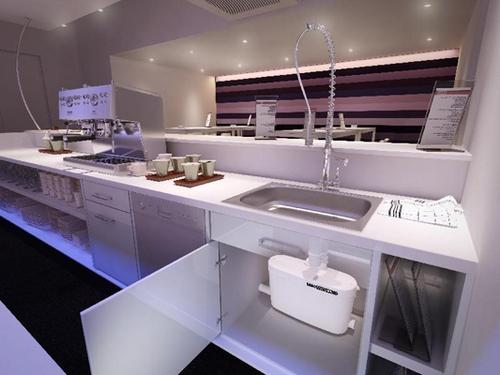санитарный насос для кухни