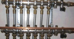 коллекторная разводка труб водоснабжения в квартире