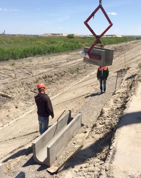 лотки для ливневки бетонные