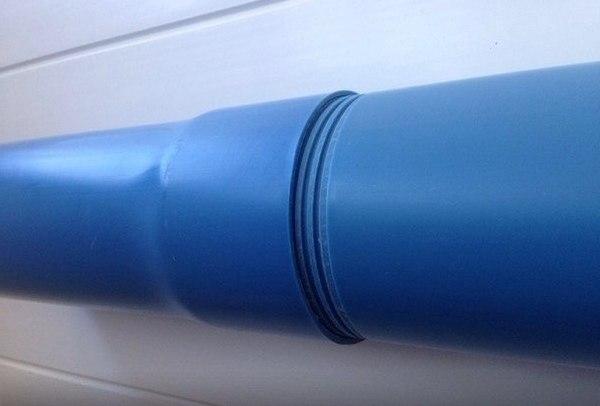 обсадная труба для скважины пвх