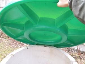 крышка для колодца пластиковая