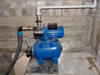 насосные станции водоснабжения для частного дома ремонт