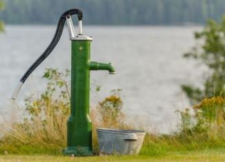 ручные насосы для перекачки воды