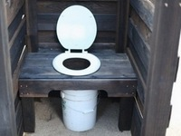 торфяной туалет для дачи своими руками