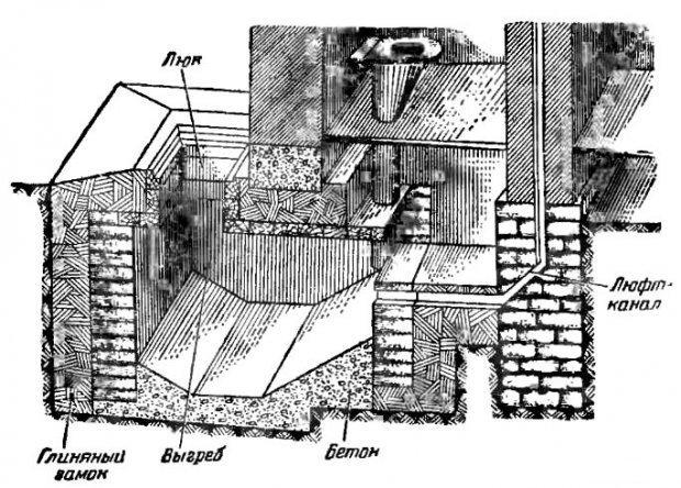 как построить на даче туалет