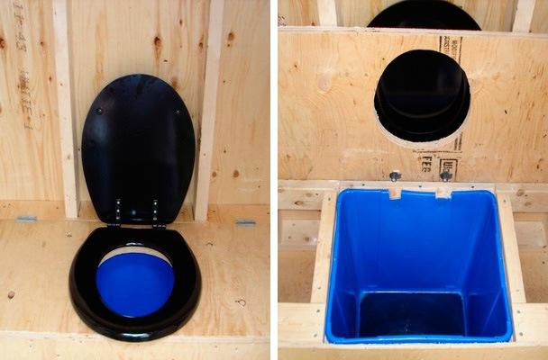 построить туалет на даче своими руками пошаговая инструкция - фото 10