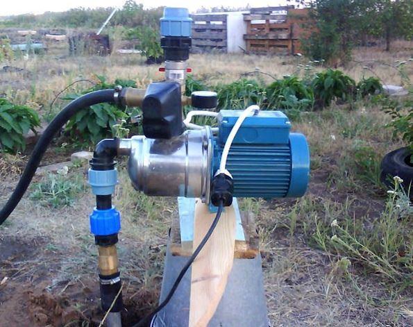 насосы для скважины на воду для дачи