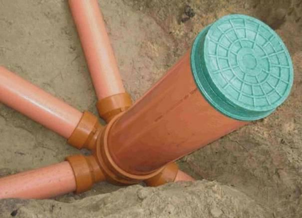 конструкция канализационного колодца