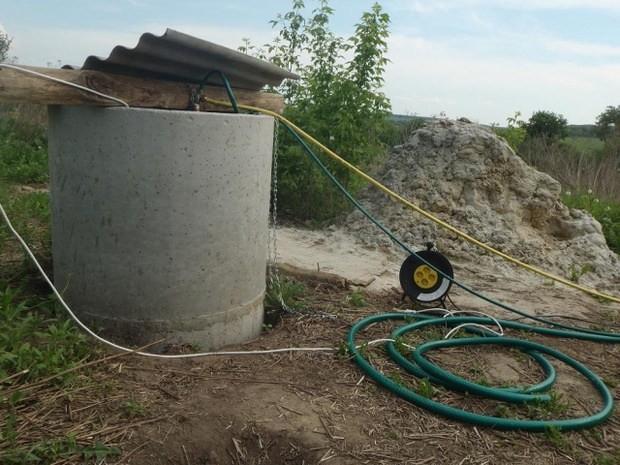 водопровод для полива на даче своими руками