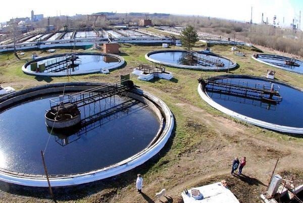 Очистка хозяйственнобытовых сточных вод