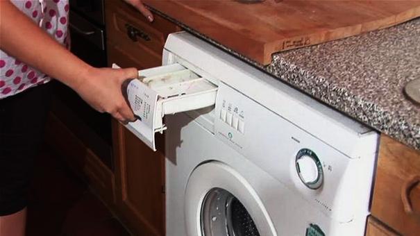 как почистить стиральную машину автомат от запаха