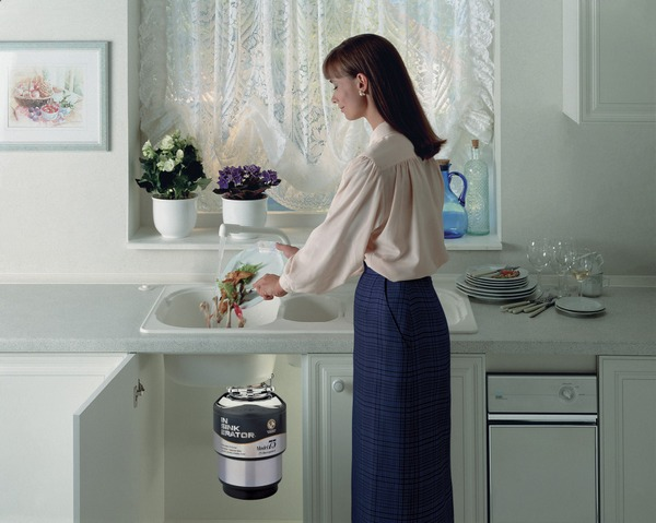 измельчитель пищевых отходов для кухни