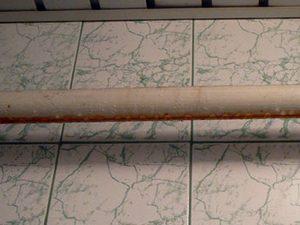 конденсат на трубах холодной воды что делать