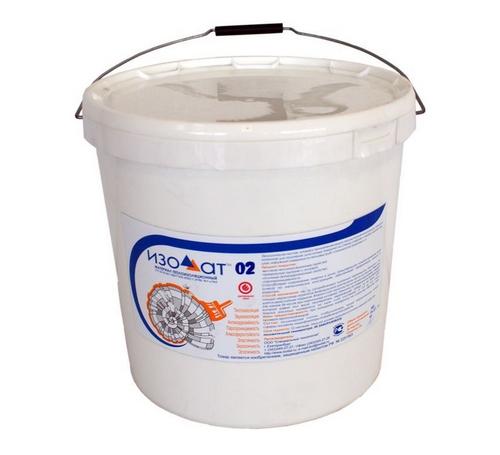 Жидкая теплоизоляция изоллат