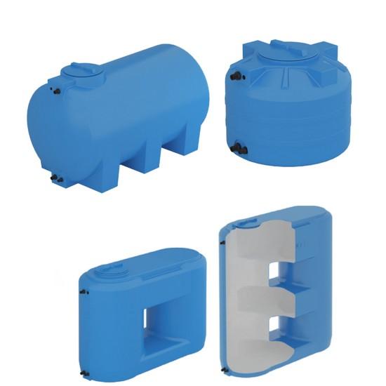баки под воду пластиковые