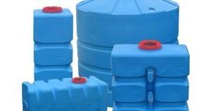 пластиковые емкости для воды на дачу