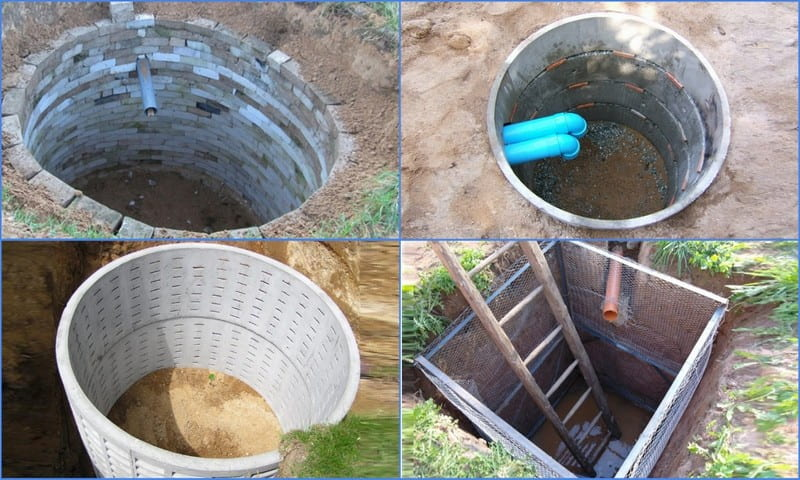 Почему из выгребной ямы не уходит вода и она быстро наполняется