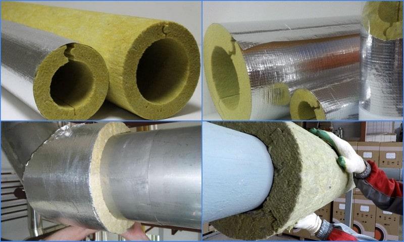 трубные теплоизоляторы для уменьшения шума