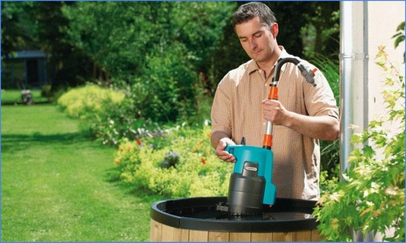 Как выбрать насос для бочки 200 л для полива